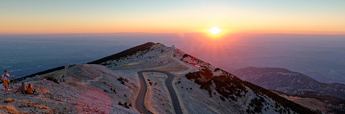 Ventoux, Alpe d'Huez : Duo mythique