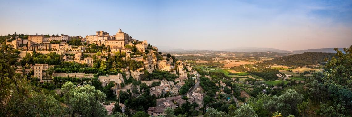 Boucle entre Provence et Verdon - En liberte